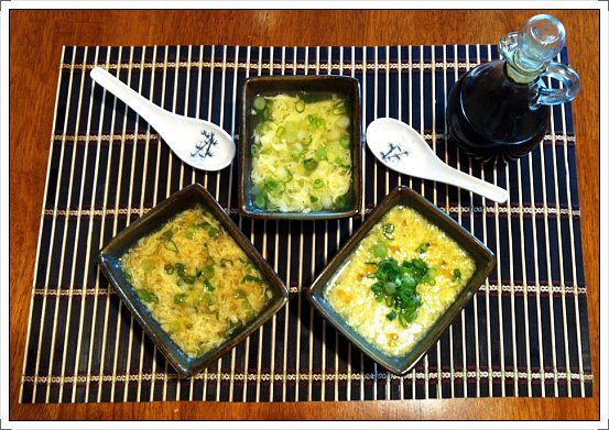 Soup Recipe : Egg Drop Soup : Chinese Egg Drop Soup : Asian at Home