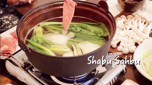 Shabu Shabu Recipe with 2 Shabu Shabu Dipping Sauces