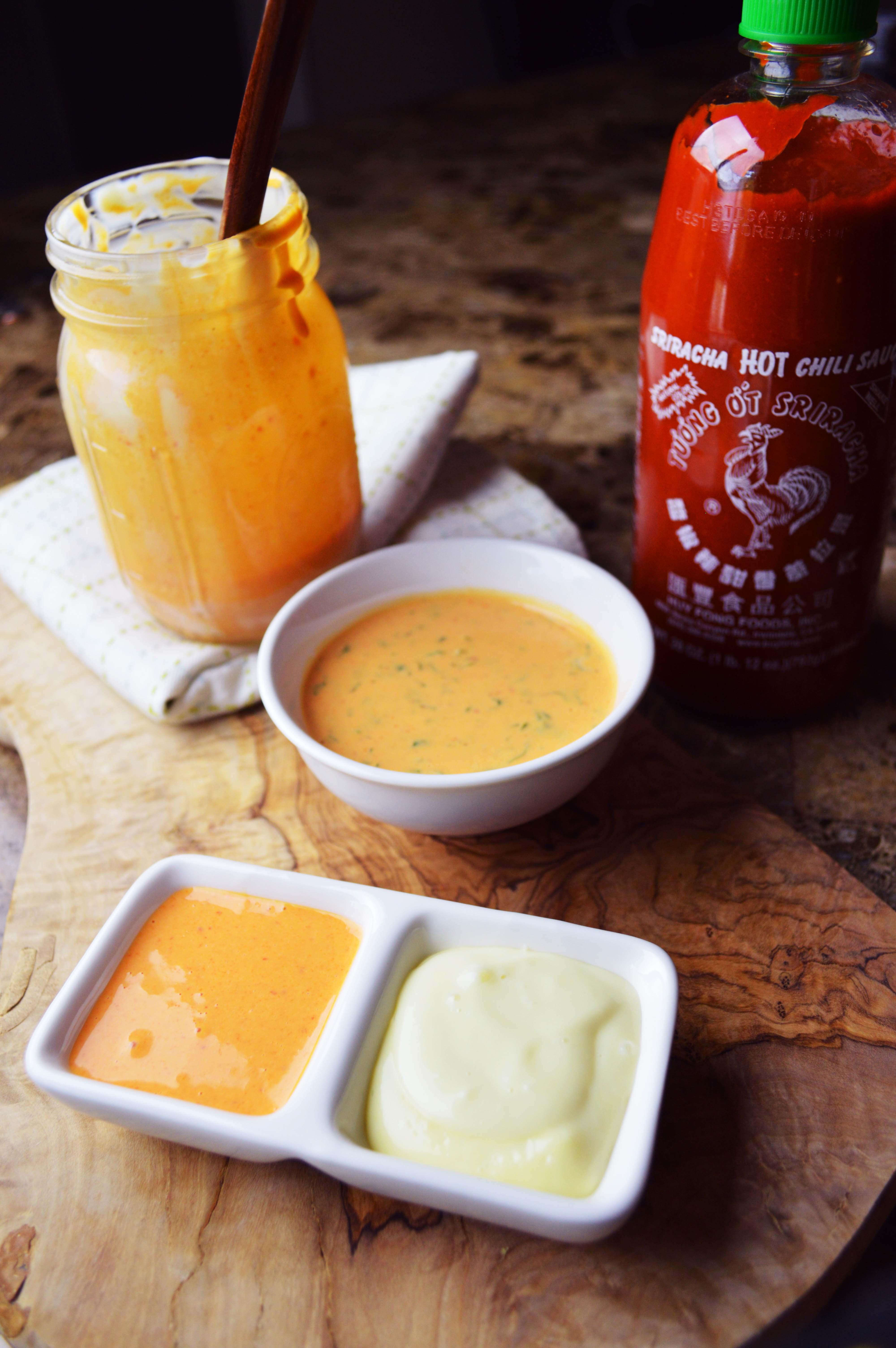 Sriracha Mayo Recipe & Video - Seonkyoung Longest