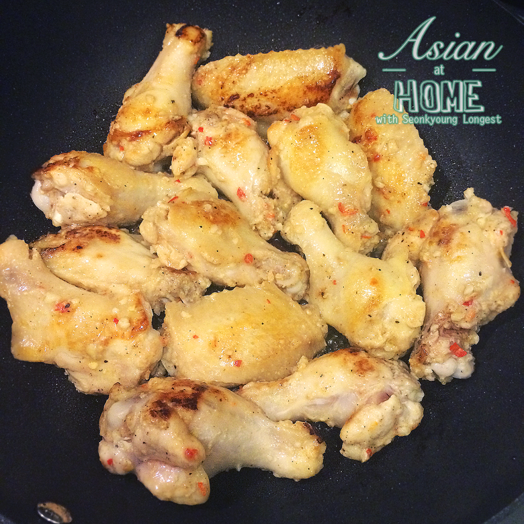 Thai Bird Chili Wings Recipes — Dishmaps