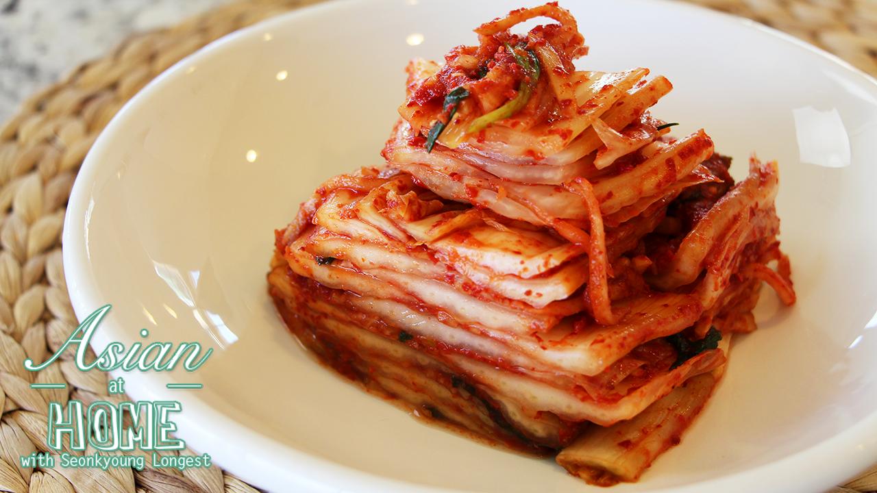 Korean Kimchi Manufacturer Mail: REAL Korean Napa Cabbage Kimchi Recipe & Video