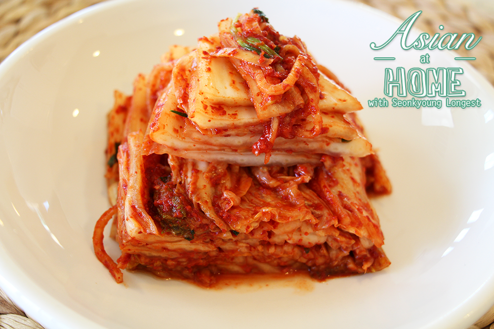 REAL Korean Napa Cabbage Kimchi Recipe & Video