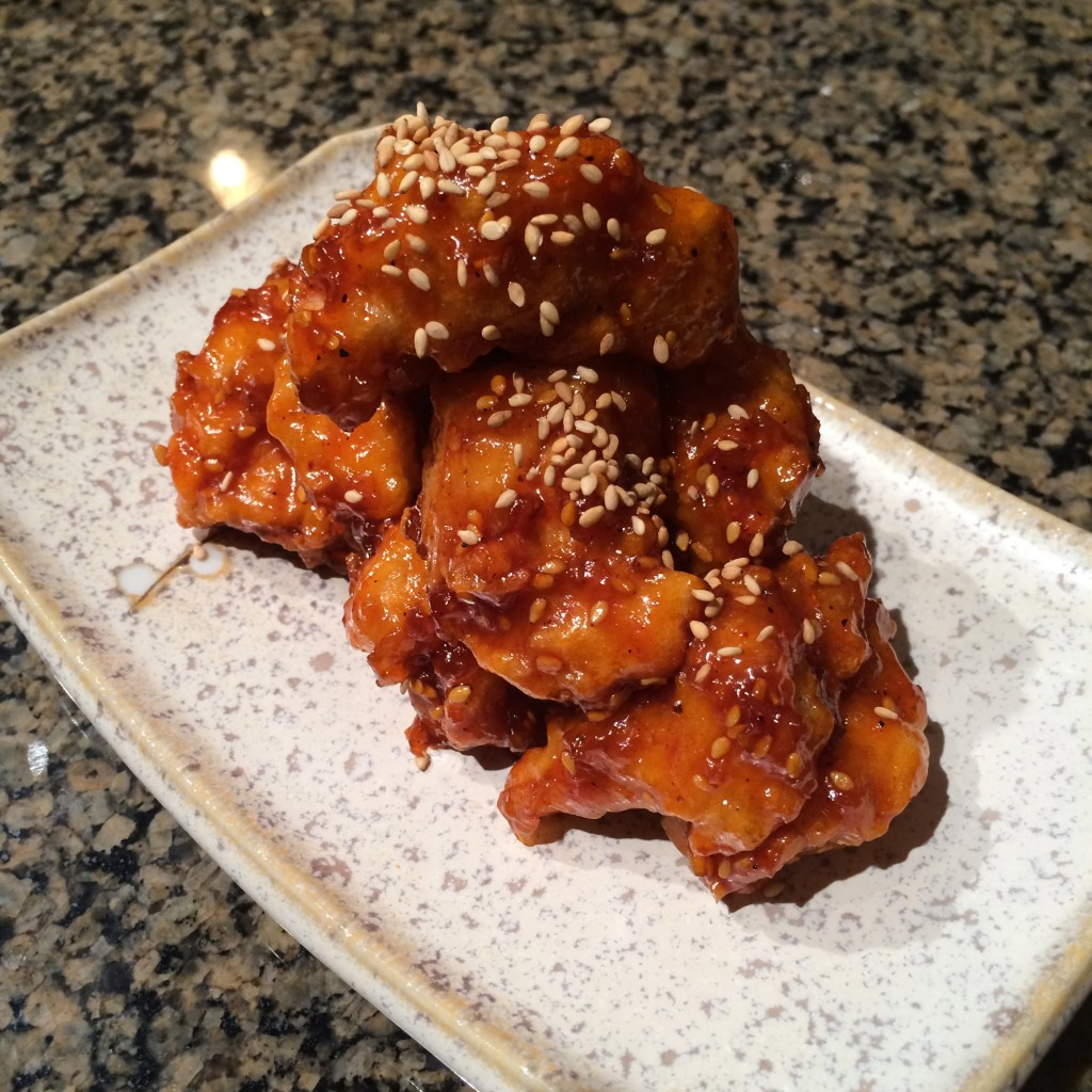 Korean Fried Chicken Wings with Sweet Garlic Sauce : Soy Garlic Fried ...