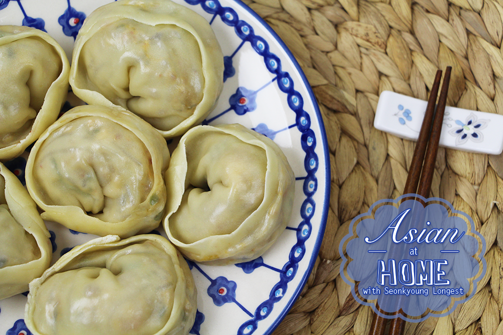 Pan-fried Kimchi Dumplings (Mandu) From 'The Kimchi Cookbook' Recipes...