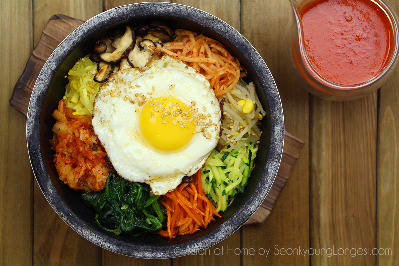 finally sharing my Dolsot Bibimbap recipe!! YAY~!!I shared bibimbap ...