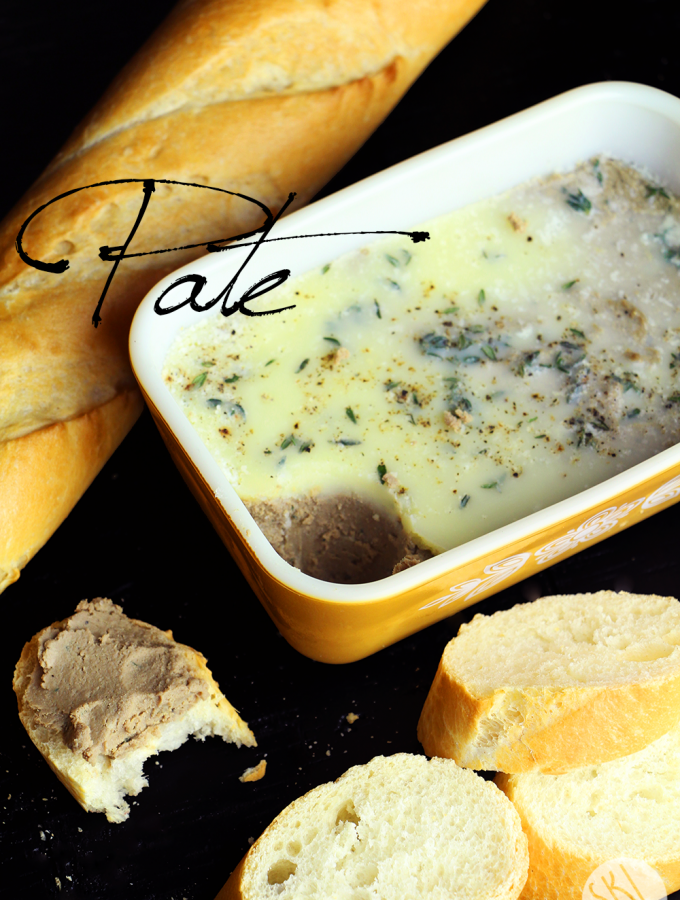 Chicken Liver Pate Recipe & Video