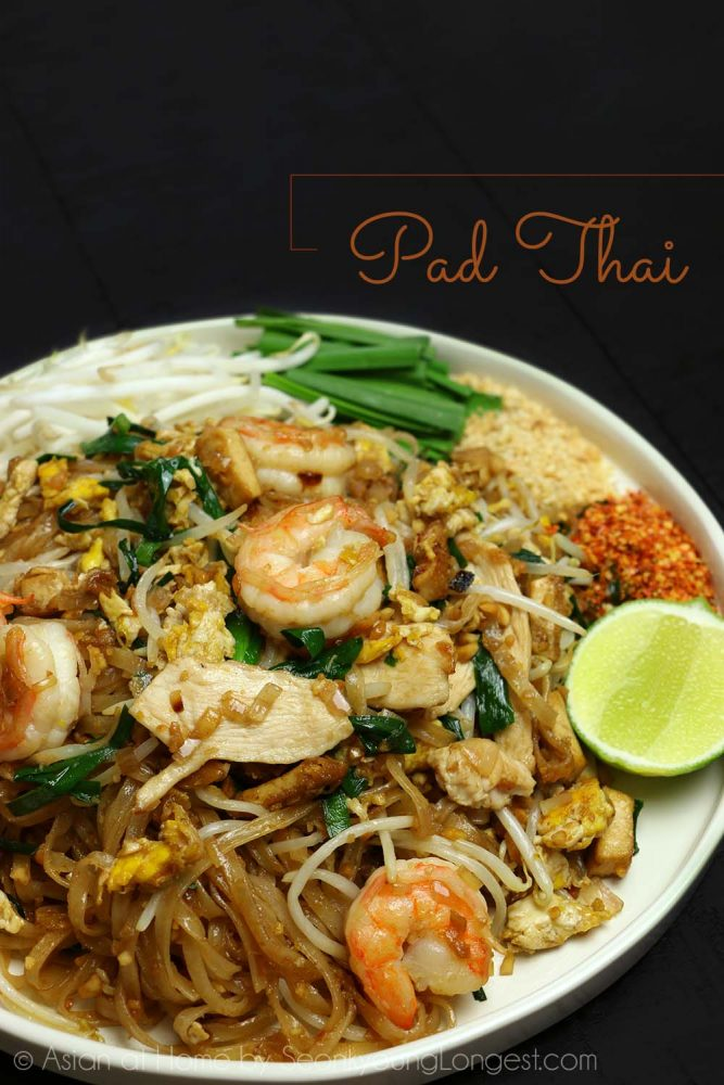 The best pad thai recipe video seonkyoung longest the best pad thai recipe video forumfinder Images