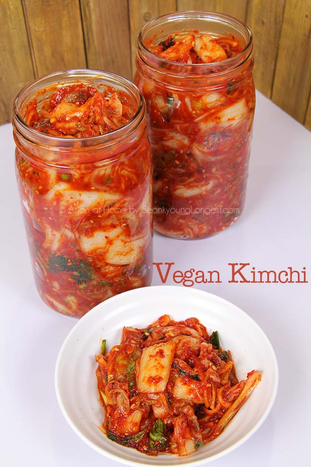 The best vegan kimchi recipe video seonkyoung longest the best vegan kimchi recipe video forumfinder Image collections