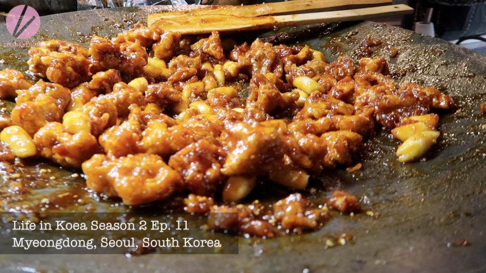 Korean Street Fried Chicken Recipe Video Seonkyoung Longest