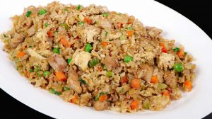 Chicken Fried Rice Recipe & Video - Seonkyoung Longest