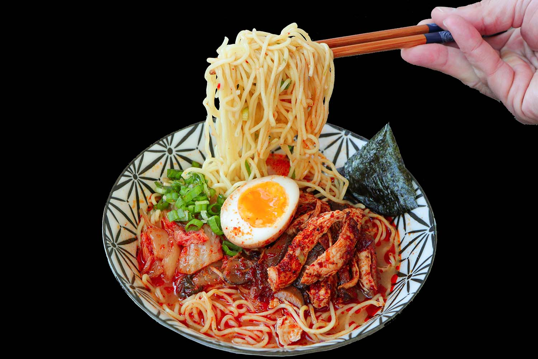 EASY Spicy Miso Ramen Recipe & Video