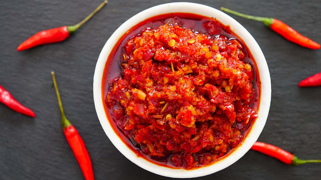 How to make basic chili sauce at home red pasta
